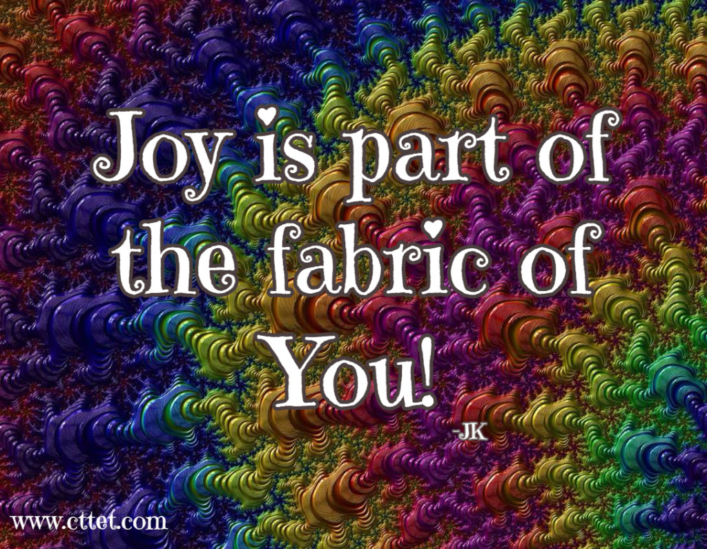 Joy -You Strange Bedfellows - 10-28-15