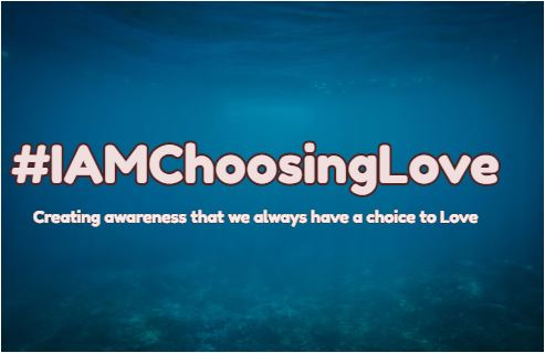 I am Choosing Love plain